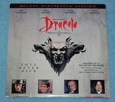 Bram Stroker's Dracula Laserdisc (2 disk set), Complete & Tested