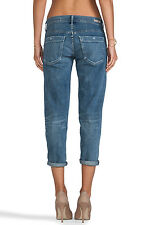 $238 NEW Citizens of Humanity Skyler Loose Crop Boyfriend Fit Jeans in Summit 27