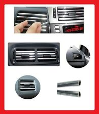 Chrome Self Adhesive Detailing Trim Edge air vents car door styling 5mm u shaped
