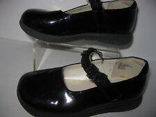 circo toddler girls size 9 black patent mary janes-dressy
