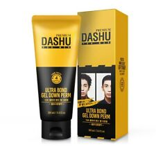 DASHU For Man Premium Fast Ultra Bond Gel Down Perm 10 100g 3.5oz Lemon incense