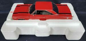 Danbury Mint 1/24 1967 PLYMOUTH GTX HARDTOP Display Model!