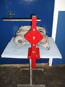 Lambretta bench mounted engine rebuild stand,made to order.