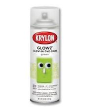 Krylon Glowz - Glow in the Dark Paint Aerosol Green - AUS seller