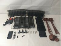 BACHMANN BIG HAULERS  G SCALE TRAIN TRACKS AND ACCESSORIES