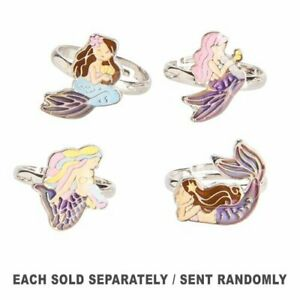 MERMAID Colour Mood Ring Changes with Your Body Temperature One Size Fits Most