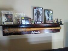 THE WALKING DEAD NEGAN'S LUCILLE SHELF FOR YOUR BARBWIRE BAT PROP SHELF ONLY