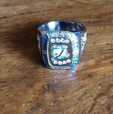 Molson Canadian stanley cup Tampa Bay Lightning 2004 Championship Ring.