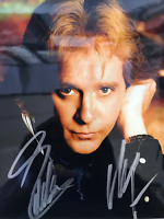 Eddie Money Autographed Signed 8x10 Photo