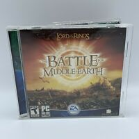 Lord of the Rings: The Battle for Middle-earth (PC: Windows) DVD ROM + CD KEY