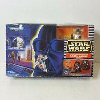 Galoob 65812 Star Wars Micro Machines Darth Vader/Bespin Transforming Action Set