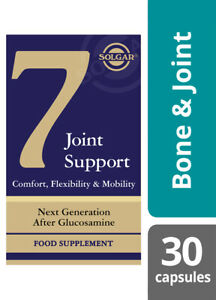 Solgar 7 Joint Support | Food Supplement - 30 Veg Caps