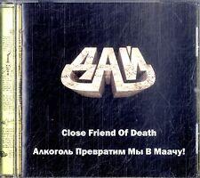 DAN Demos '90-'92 Close Friends of Death CD  Condizioni Eccellenti