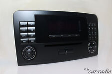 MERCEDES AUDIO 20 CD mf2510 w164 CLASSE M ML-classe ALPINE AUTORADIO ORIGINALE