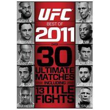 UFC: Best of 2011 DVD