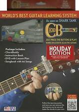 NEW Chordbuddy Guitar Learning System - Holiday Edition
