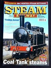 Steam Railway, November 2011, Coal tank Steams, Golden Arrow, Green Duchess