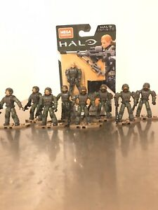 MEGA Construx Halo Infinite Marine lot