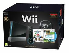 Nintendo Wii Mario Kart Pack & Wii Sports Limited Edition construit DonkeyKong nouveau