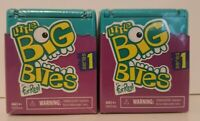 "Little Big Bites Series 1 ""Dare to Unbox the Bite"" Blind Boxes Lot of 2, NEW"