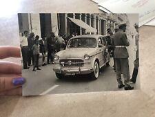 Foto Fotografie Race Car Keil 27 Juli 1958 Automobile Fiat