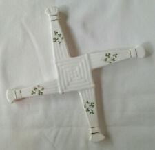 Vintage Royal Tara Bone China St. Brigid's Shamrock Cross - Ireland