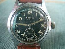 Vintage watch MOERIS militare black Wehrmacht 1939-1945