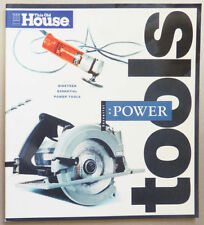 This Old House 19 Essential Power Tools Renovate/Repair c2000 PB 1st Edition New