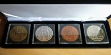 More details for the three graces william wyon 4 coin collection boxed with coa