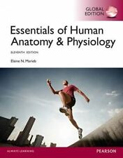 Essentials of Human Anatomy & Physiology 11E by Elaine N. Marieb 9781292057200