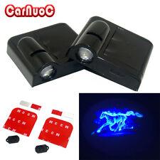 Wireless Led Car Door Light Horse logo Projector Laser Ghost Light FOR Mustang