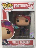 Fortnite #427 Brite Bomber Vinyl Funko Games Pop!