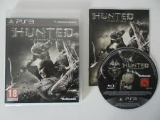HUNTED THE DEMON'S FORGE - SONY PLAYSTATION 3 - JEU PS3 COMPLET