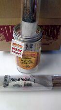 "25 Genuine Wild Berry 11"" Royal Violet incense sticks in a plastic wrapper."