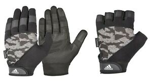 Mens Adidas Performance Gloves Climacool Training CrossFit Weight Lifting