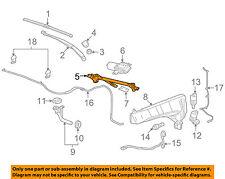 Cadillac GM OEM 10-16 SRX Wiper-Front Transmission 25979384