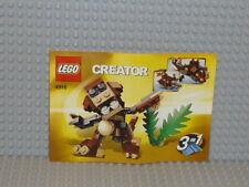 LEGO 6 X DISCO TONDO BEIGE 4032-plate round 2 x 2 axle hole TAN-NUOVO//NEW
