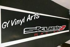 Skunk 2 Decals Windshield Banners Sun Strip Sun Visor Car Stickers JDM