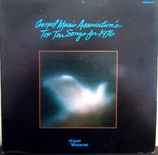Top 10 Songs For 1976 Southern Gospel Music LP Album