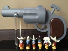 Who Framed Roger Rabbit Dum-Dum Gun & 6 Toon Bullet Prop