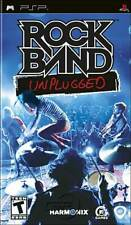 Rock Band Unplugged  PSP Game Only