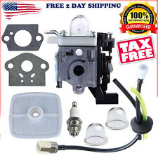 Echo Weed Eater Carburetor Tool Tune Up Fuel Line Kit Gasket Trimmer Parts GT225