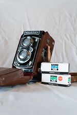 Rolleiflex 3.5 A Automat TLR Type 4 MX, 2 120 Films | Good Condition