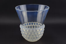 Rene Lalique Opalescent Graines vase  C1930