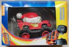 New Red Blaze Christmas Ornament Monster Trucks Holiday Decor Ornaments Vehicle