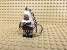 Assassins Creed Lego Minifigure Keyring UK SELLER