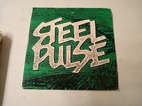 "Steel Pulse-Ravers 7"" Vinyl Single 1982 UK Copy"