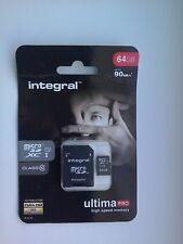 Integral Ultima Pro clase 10 Tarjeta de memoria microSDXC 64 GB