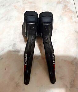 SRAM Red 22 Etap freni/Leva del cambio 2x11 Double E-tap shifter vbrake system