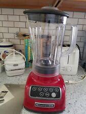 kitchenaid blender  Red